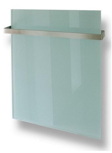 Kúpeľňový sušiak sklenený