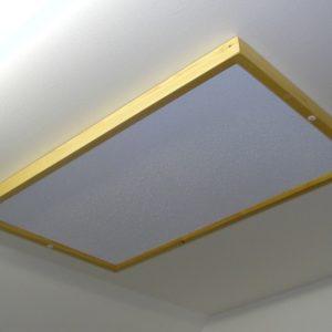 Infrapanely s dreveným rámom