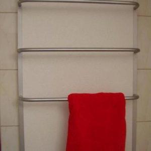 Kúpeľňový sušiak s termostatom