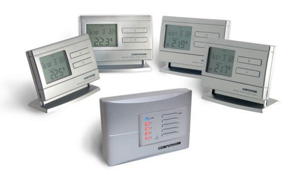 Termostat COMPUTHERM Q8 RF sada