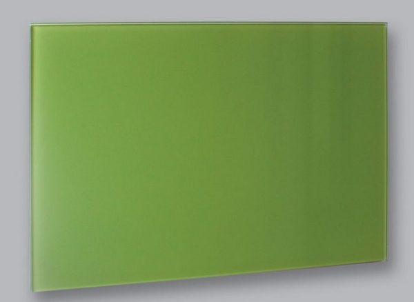 Skleneny infrapanel zeleny