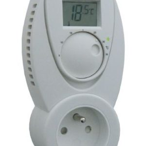 Zásuvkový termostat TZ-33