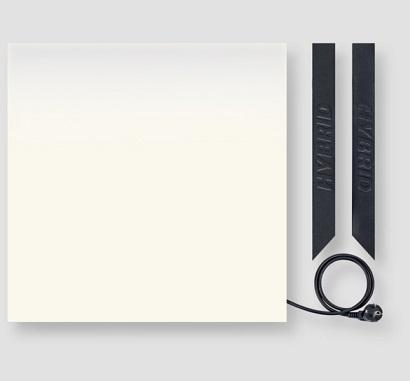 keramicky infrapanel-biely